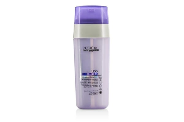 L'Oreal Professionnel Expert Serie - Liss Unlimited SOS up to 4 days Smoothing Double Serum (For Rebellious Hair) (30ml/1.02oz)