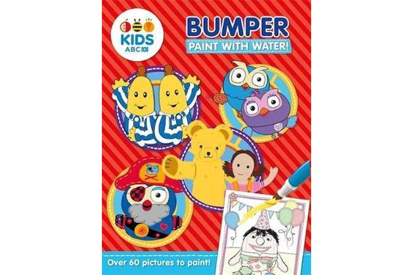 ABC Kids - Bumper Paint with Water