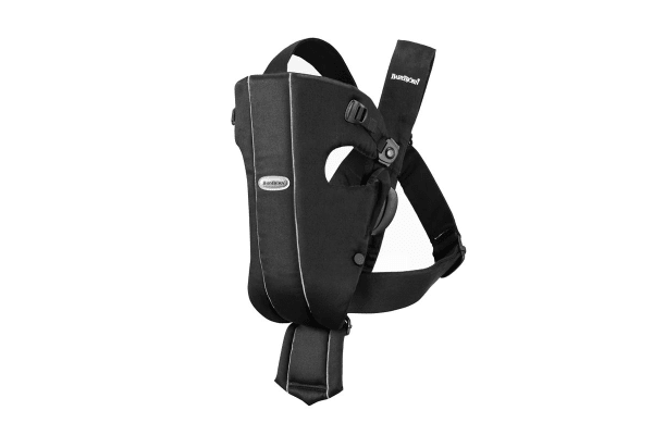 BabyBjorn Baby Carrier - Original (Black Cotton)
