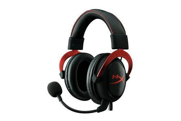 Kingston HyperX Cloud II - Pro Gaming Headset ( Red ) A PB Tech fan-favourite headset!