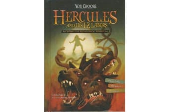 Hercules and His 12 Labors - An Interactive Mythological Adventure