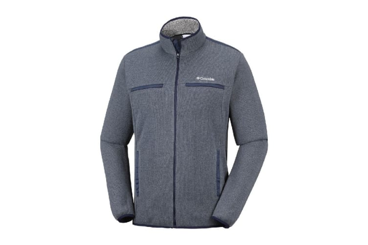 Columbia Terpin Point III Full Zip (Dark Mountain, Size M)