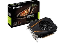 Gigabyte nVidia GeForce GTX 1070 Mini ITX OC 8GB PCIe Video Card 8K @ 60Hz 3xDP HDMI DVI SLI VR Ready 1746/1721 MHz
