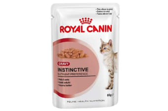 Royal Canin Adult Instinctive in Gravy - 1 Can