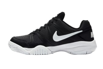 Nike City Court 7 Boys' (GS) Tennis Shoe (Black/White)