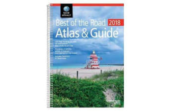 2018 Rand McNally Best of the Road Atlas & Guide - Ratg