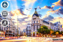 EUROPE: 17 Day European Spotlight Tour Including Flights for Two