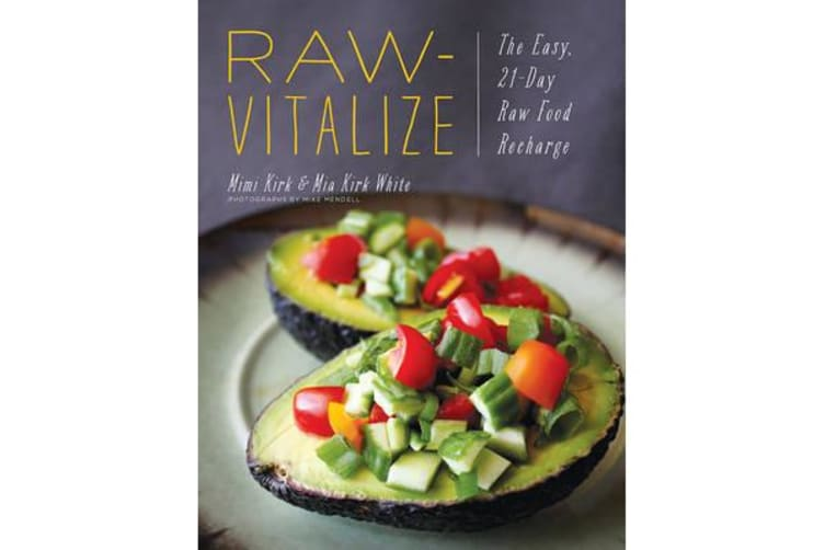 Raw-Vitalize - The Easy, 21-Day Raw Food Recharge