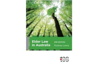 Elder Law in Australia