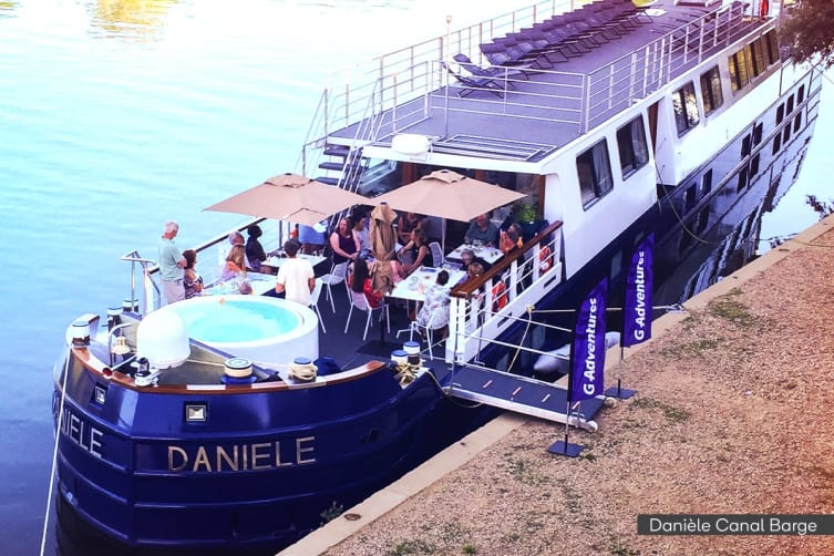 FRANCE: 8 Day Burgundy Tour with River Cruise for One