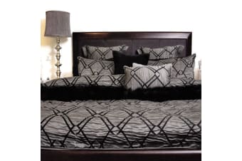 Belvoir Quilt Cover Set Queen by Metropolitan Homewares