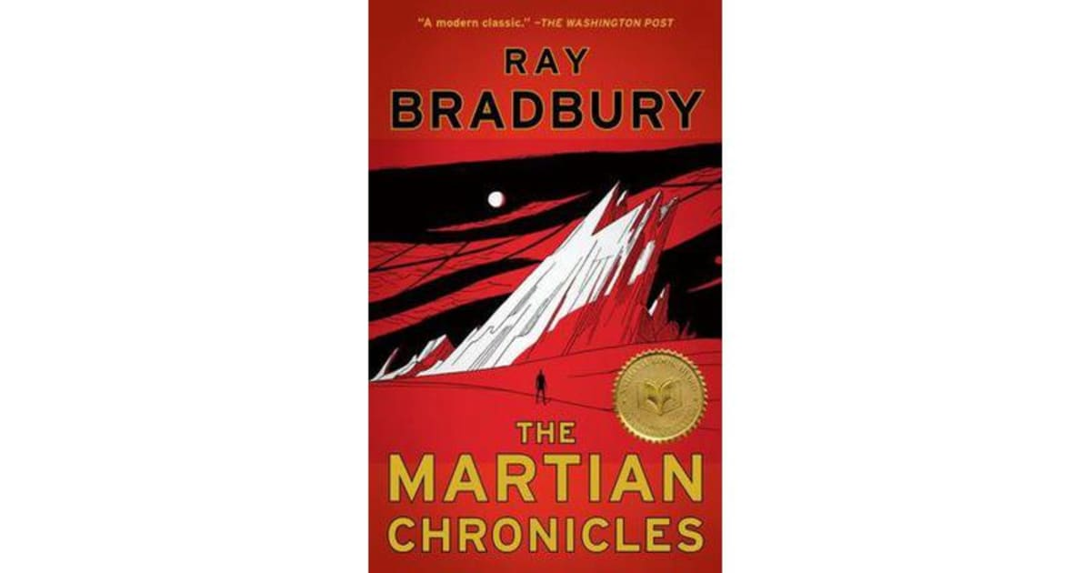 the criticism of mankind in the martian chronicles by ray bradbury In this installment, ted gioia looks at the martian chronicles by ray bradbury t he m artian c hronicles by ray bradbury bradbury, ray the illustrated man.