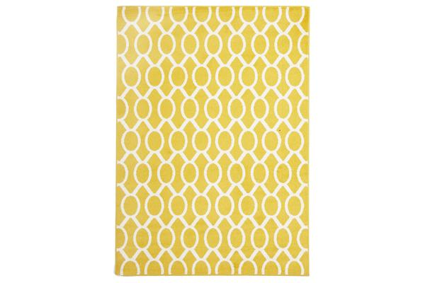 Indoor Outdoor Neo Rug Yellow 230x160cm