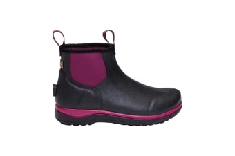 Noble Outfitters Womens/Ladies Muds Stay Cool 6 Boots (Dark Plum)
