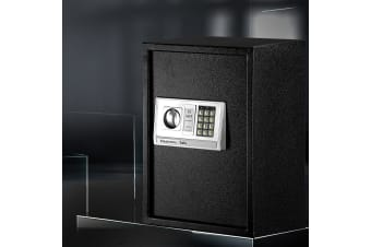 UL-TECH Electronic Safe Digital Security Box Home Office Cash Deposit Password