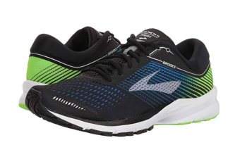 Brooks Men's Launch 5 (Black/Blue/Green)