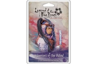 Legend of the Five Rings the Card Game - Warriors of the Wind