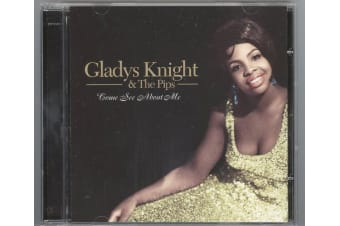 Gladys Knight & The Pips  - Come See About Me BRAND NEW SEALED MUSIC ALBUM CD