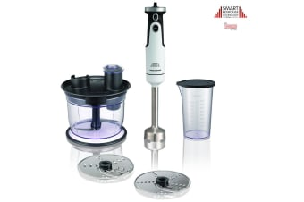 Morphy Richards 402054 Electric Hand Blender/Mixer Mix/Food Processor Slicer