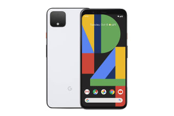 Google Pixel 4 (Clearly White)