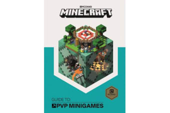 Minecraft Guide to PVP Minigames - An Official Minecraft Book from Mojang