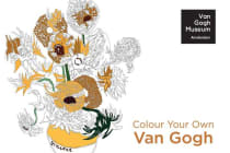 Colour Your Own Van Gogh