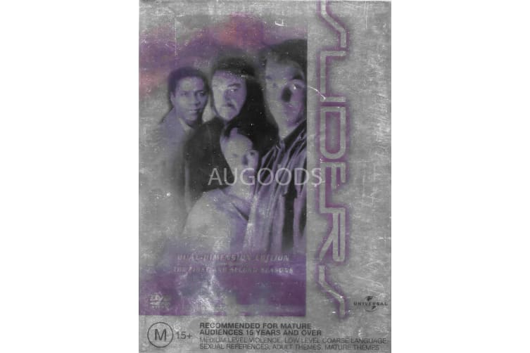 Sliders Dual Dimension Edition - Series Rare- Aus Stock DVD PREOWNED: DISC LIKE NEW