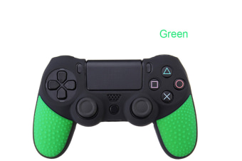 Select Mall Silicon Cover Case Protection Skin for Playstation 4 PS4 for Dualshock 4 Game Controller-Green