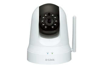 D-Link Wireless N Day & Night Pan/Tilt Cloud Camera (DCS-5020L)