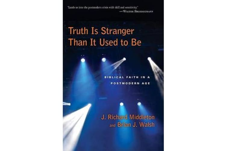Truth is Stranger That is Used to be