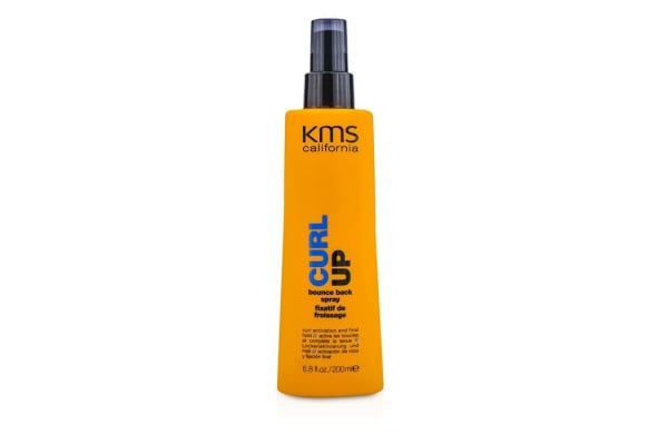 KMS California Curl Up Bounce Back Spray (Curl Activation and Final Hold) (200ml/6.8oz)