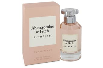 Abercrombie & Fitch Abercrombie & Fitch Authentic Eau De Parfum Spray 100ml