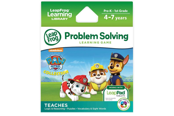 LeapFrog LeapPad Learning Paw Patrol: Problem Solving Game
