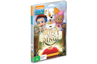 Bubble Guppies The Puppy and the Ring DVD Region 4