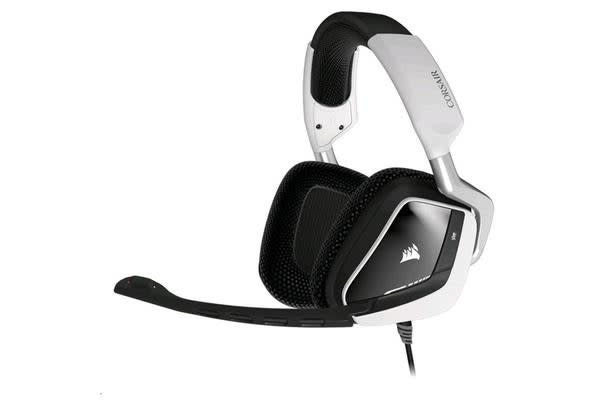 Corsair Gaming Series Void - RGB USB Dolby 7.1 Gaming Headset - White