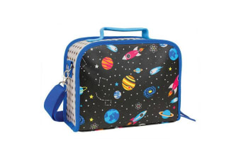 Petit Collage Eco-Friendly Insulated Lunch Box - Space