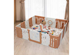 20 Panel Non Toxic Baby Playpen