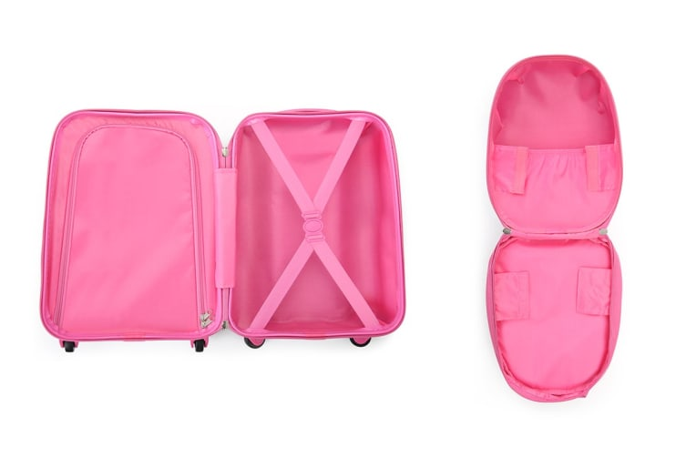 Kids Carry-On Luggage Set (Unicorn)