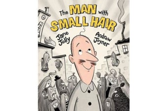 The Man With Small Hair