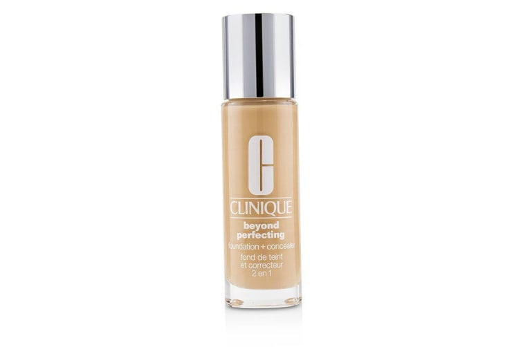 Clinique Beyond Perfecting Foundation & Concealer - # 07 Cream Chamois (VF-G) 30ml