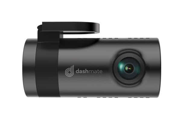 Dashmate 1080p Full HD Dash Camera & 720p HD Rear Camera with GPS, WiFi & Smartphone App (DSH-882)