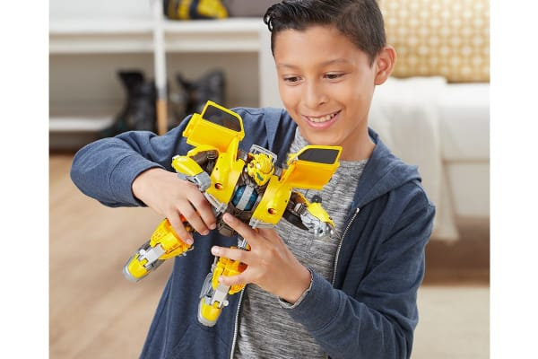 Transformers: Bumblebee Power Charge Bumblebee