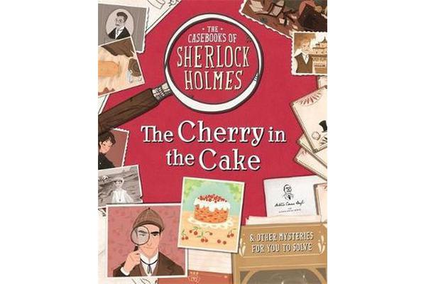 The Casebooks of Sherlock Holmes The Cherry in the Cake - And Other Mysteries