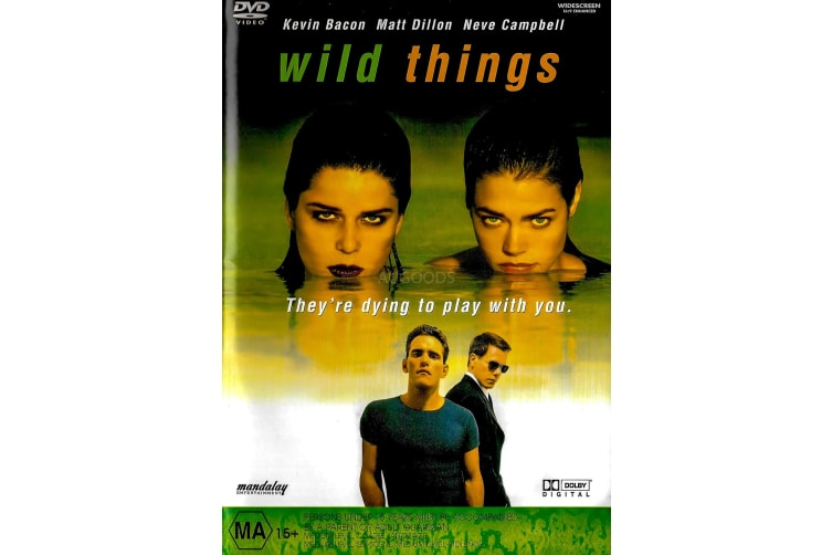 WILD THNGS - Region 4 Rare- Aus Stock DVD PREOWNED: DISC LIKE NEW