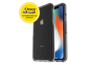 Otterbox Drop Proof Stardust Symmetry Transparent Clear Case for iPhone X/Xs