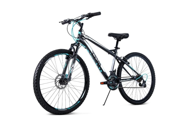Huffy 26 Inch 66cm Mountain Bike Suspension Mens Womens Unisex Bicycle Shimano