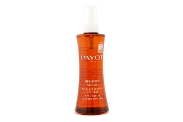 Payot Benefice Soleil Anti-Aging Protective Oil SPF 15 (125ml/4.2oz)