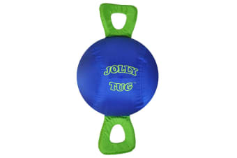 Jolly Pets Jolly Tug (Blue) (14 inches)
