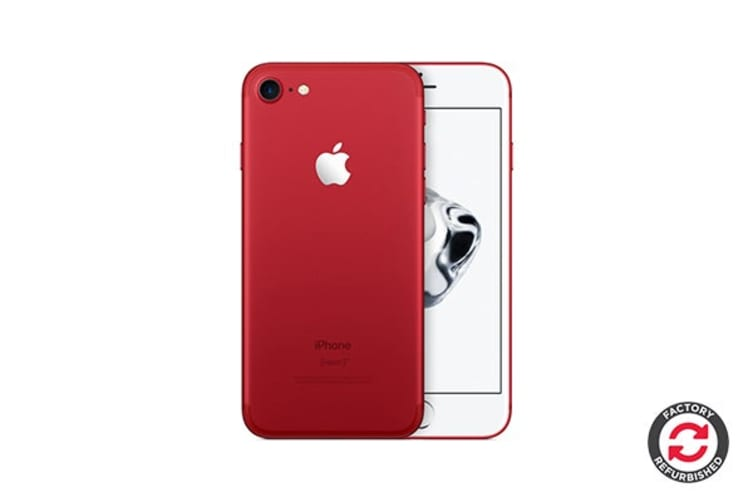Apple iPhone 7 Refurbished (128GB, RED - Special Edition) - A Grade