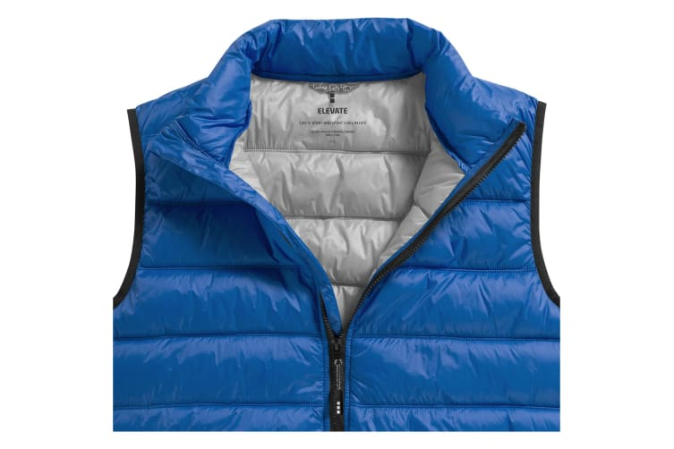 Elevate Mens Mercer Insulated Bodywarmer (Blue) (XL)
